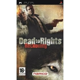 Dead to rights: Reckoning, PSP-peli
