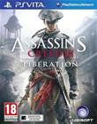 Assassin's Creed Liberation, PS Vita -peli