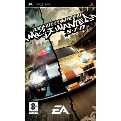 Need for Speed: Most Wanted, PSP-peli
