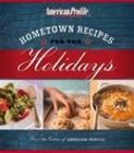 Hometown Recipes for the Holidays, kirja