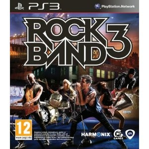 Rock Band 3, PS3-peli