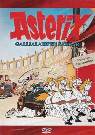 Asterix, gallialaisten sankari (Asterix Et La Surprise De Cesar), TV-sarja