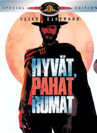 Hyvät, pahat ja rumat (Good, The Bad And The Ugly), elokuva