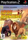 Safari Adventures: Africa, PS2-peli