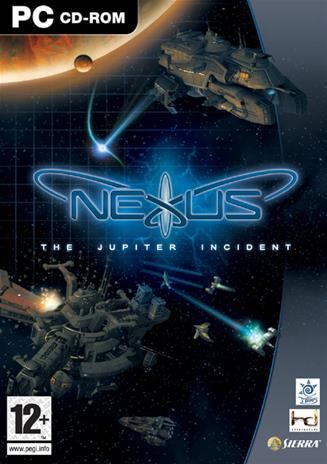 Nexus - The Jupiter Incident, PC-peli