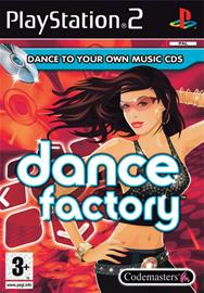 Dance Factory, PS2-peli