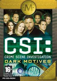 CSI: Dark Motives, PC-peli