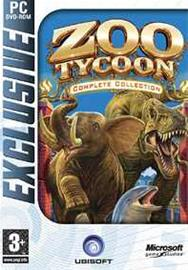 Zoo Tycoon: Complete Collection, PC-peli