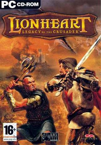 Lionheart: Legacy of the Crusader, PC-peli