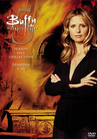 Buffy The Vampire Slayer: kausi 5, TV-sarja