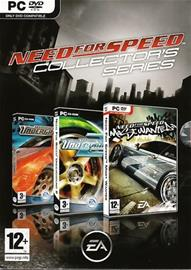 Need for Speed Collection, PC-peli