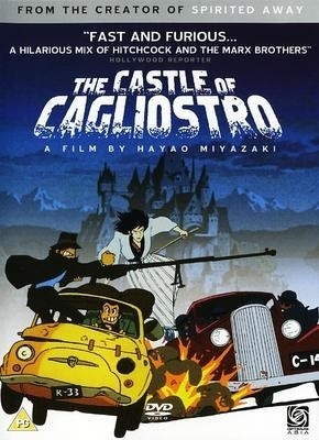 Castle Of Cagliostro, TV-sarja