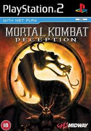 Mortal Kombat: Deception, PS2-peli