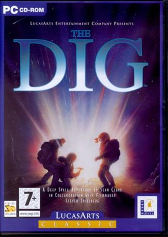 The Dig, PC-peli