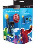 PlayStation Move starttipaketti (Motion Controller + Eye Camera), ohjain (PS3)