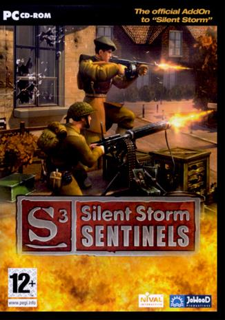 Silent Storm: Sentinels, PC-peli