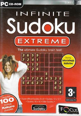 Infinite Sudoku, PC-peli