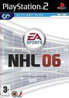 NHL 06, PS2-peli