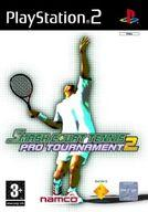Smash Court Tennis Pro Tournament 2, PS2-peli
