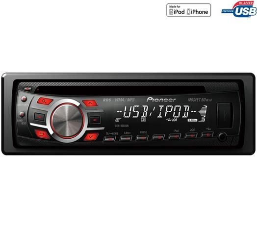 Pioneer DEH-3300UB, autostereot