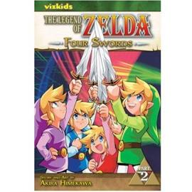 The Legend of Zelda: Four Swords Adventures, GameCube-peli