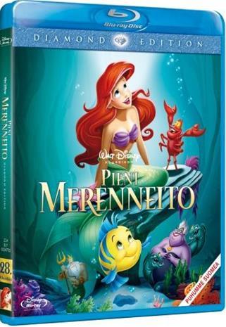 Pieni Merenneito (The Little Mermaid, Blu-Ray), elokuva