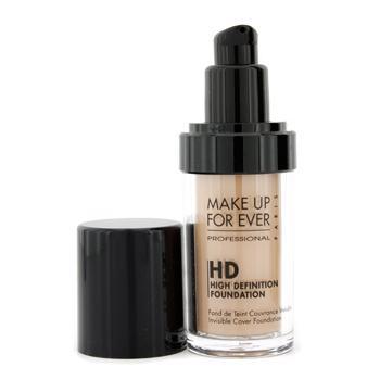 Make Up For Ever - High Definition Foundation -  125 (Sand ... e0fcabc403