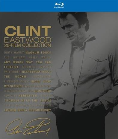 Clint Eastwood Collection (Blu-Ray), elokuva