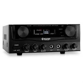 Auna Amp-2, hifi-vahvistin PA karaoke 400W
