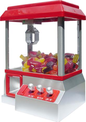 Candy Grabber, karkkiautomaatti