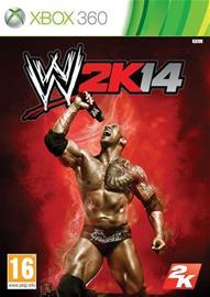 WWE 2K14, Xbox 360 -peli