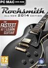 Rocksmith 2014 + kaapeli, PC-peli