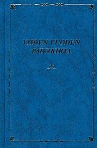 Viiden vuoden päiväkirja, kirja