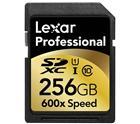 SDXC 256 GB, muistikortti