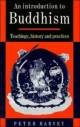 An Introduction to Buddhism: Teachings, History and Practices (Harvey, B. Peter Harvey, Peter), kirja 9780521313339