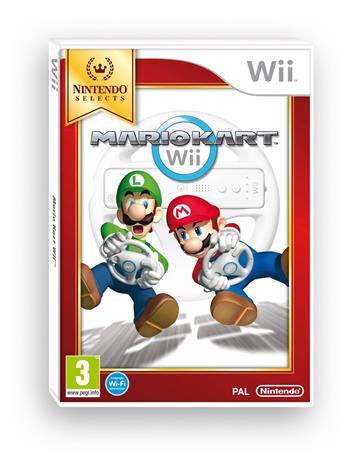 Mario Kart, Nintendo Wii -peli
