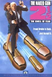 Mies ja alaston ase 2 1/2 (The Naked Gun 2 1/2, Blu-ray), elokuva