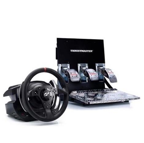 Thrustmaster T500 RS Racing Wheel Force Feedback, PS3/PC rattiohjain + polkimet