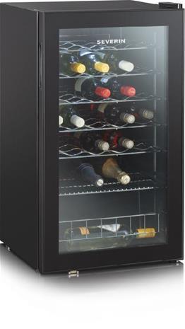 Severin KS9894, viinikaappi