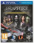 Injustice: Gods Among Us, PS Vita -peli