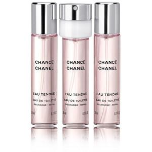 Chanel - Chance Eau Tendre Refill 3 x 20 ml. EDT