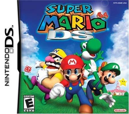 Super Mario 64 DS, Nintendo DS -peli