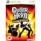 Guitar Hero World Tour IV, Xbox 360 -peli