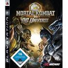 Mortal Kombat Vs. DC Universe, PS3-peli