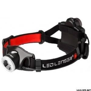 Led Lenser H7R.2, ladattava otsavalaisin