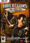 Hired Guns - The Jagged Edge, PC-peli
