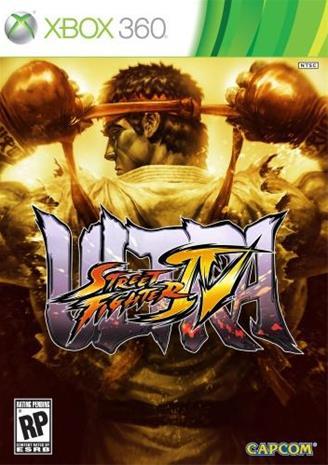 Ultra Street Fighter IV (4), Xbox 360 -peli