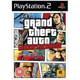 Grand Theft Auto (GTA): Liberty City Stories, PS2-peli