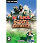 Worms Forts - Under Siege, PC-peli