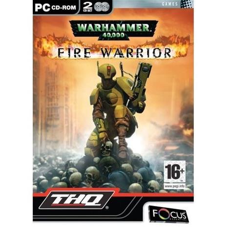Warhammer 40,000: Firewarrior, PC-peli